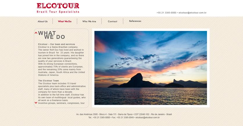 projeto4 10e1 Elcotour