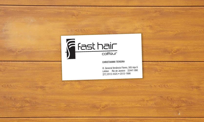 5 Fast Hair